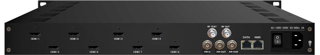 NetUP Streamer HD xC - MPEG HD Encoder, QAM Modulator